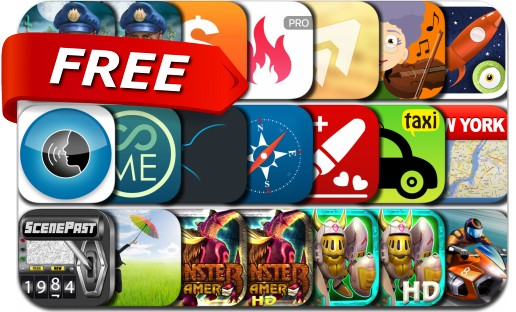 iPhone & iPad Apps Gone Free - May 4, 2016
