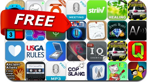 iPhone & iPad Apps Gone Free - January 2
