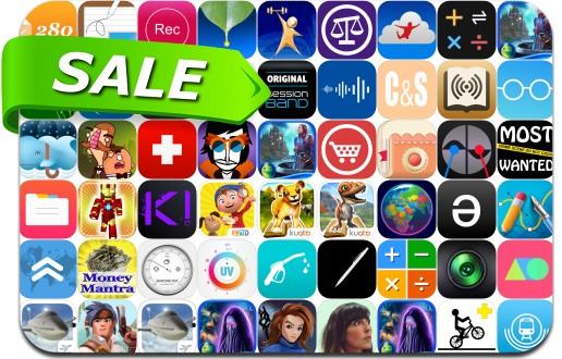 iPhone & iPad App Price Drops - May 28, 2018