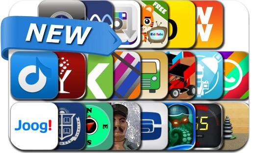 Newly Released iPhone & iPad Apps - December 3