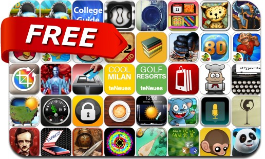 iPhone & iPad Apps Gone Free - March 8