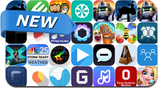 Newly Released iPhone & iPad Apps - September 24, 2015