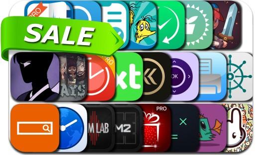 iPhone & iPad App Price Drops - June 22, 2021