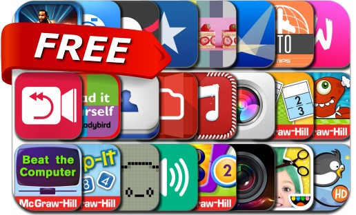 iPhone & iPad Apps Gone Free - November 12, 2014