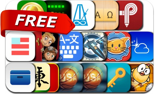 iPhone & iPad Apps Gone Free - March 11, 2016