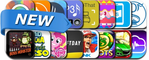 Newly Released iPhone & iPad Apps - April 5, 2015