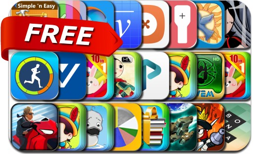 iPhone & iPad Apps Gone Free - April 29, 2015