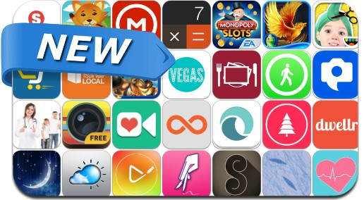 Newly Released iPhone & iPad Apps - November 27