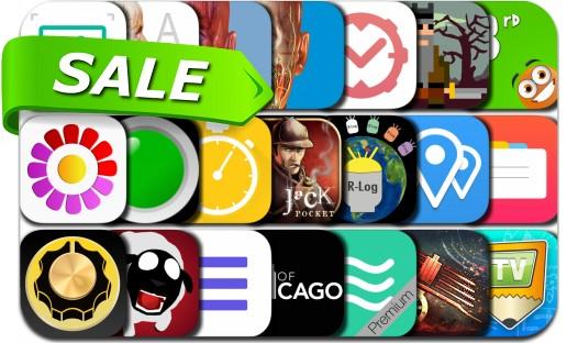 iOS App Price Drops - Best of - Week of June 19th