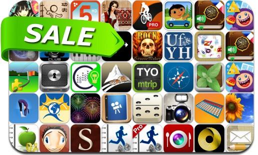 iPhone & iPad App Price Drops - April 21