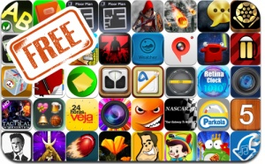 iPhone and iPad Apps Gone Free - September 25