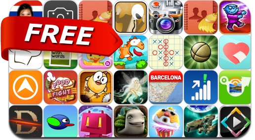 iPhone & iPad Apps Gone Free - April 23, 2014