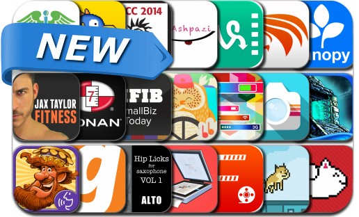 Newly Released iPhone & iPad Apps - February 25, 2014