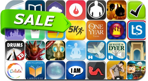 iPhone & iPad App Price Drops - December 29, 2014