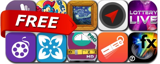 iPhone & iPad Apps Gone Free - January 7, 2016