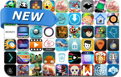 Newly Released iPhone & iPad Apps - March 7, 2014
