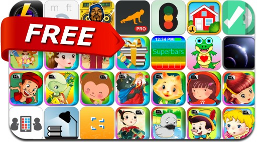 iPhone & iPad Apps Gone Free - April 20, 2014