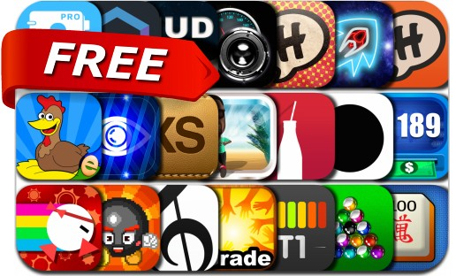 iPhone & iPad Apps Gone Free - May 8, 2016