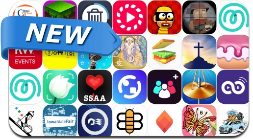 Newly Released iPhone & iPad Apps - August 12, 2019