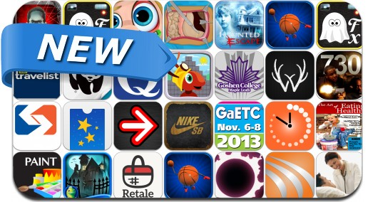Newly Released iPhone & iPad Apps - October 29