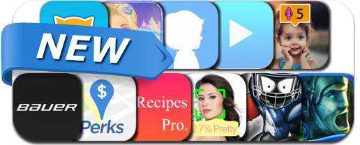 Newly Released iPhone & iPad Apps - July 14, 2015