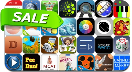 iPhone & iPad App Price Drops - February 28, 2015