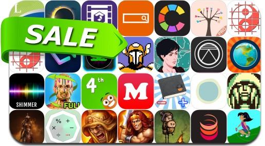 iPhone & iPad App Price Drops - June 5, 2020