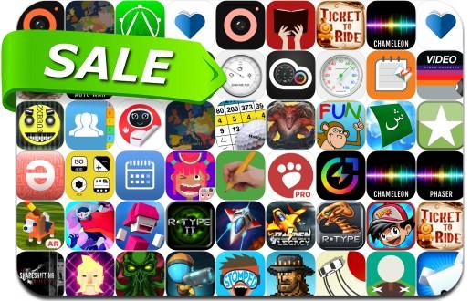 iPhone & iPad App Price Drops - March 19, 2020