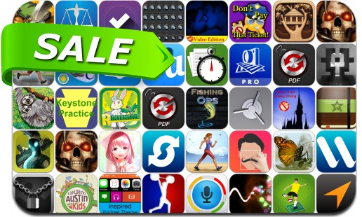 iPhone & iPad App Price Drops - May 6, 2014