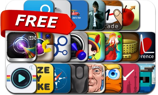iPhone & iPad Apps Gone Free - July 7, 2014