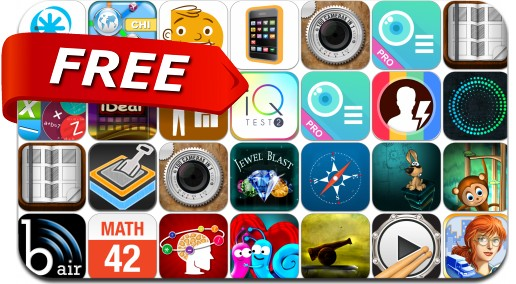 iPhone & iPad Apps Gone Free - June 23, 2014