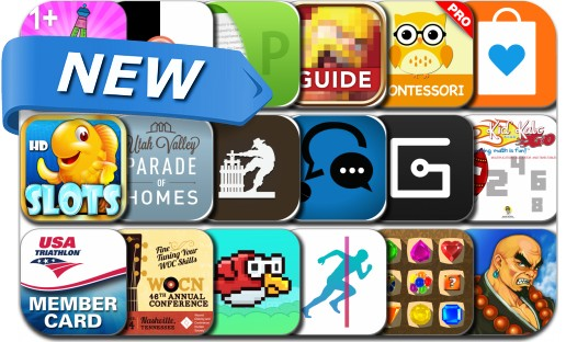 Newly Released iPhone & iPad Apps - June 7, 2014