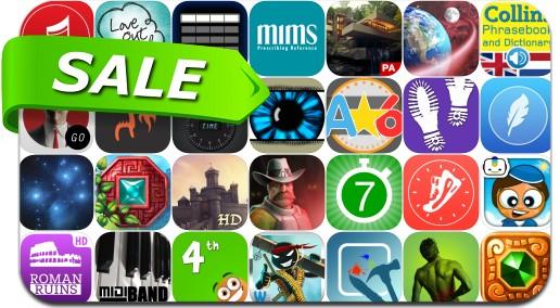 iPhone & iPad App Price Drops - June 5, 2015