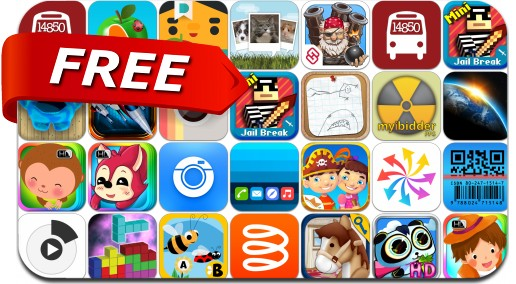 iPhone & iPad Apps Gone Free - August 22, 2014