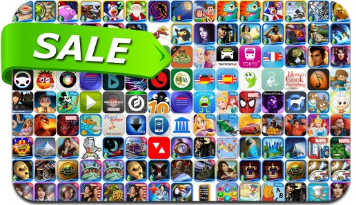 iPhone & iPad App Price Drops - August 29, 2014