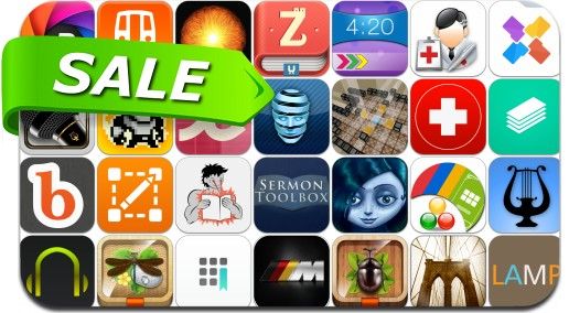 iPhone & iPad App Price Drops - June 1, 2014