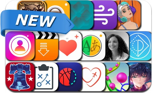 Newly Released iPhone & iPad Apps - October 13, 2020