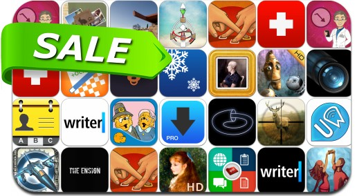 iPhone & iPad App Price Drops - November 17, 2014