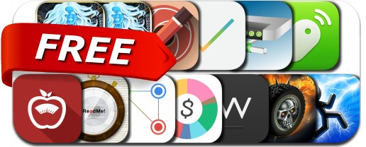 iPhone & iPad Apps Gone Free - June 1, 2015