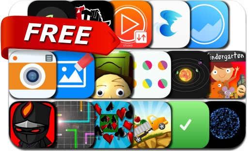 iPhone & iPad Apps Gone Free - July 28, 2018
