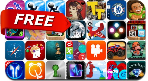 iPhone & iPad Apps Gone Free - April 8, 2014