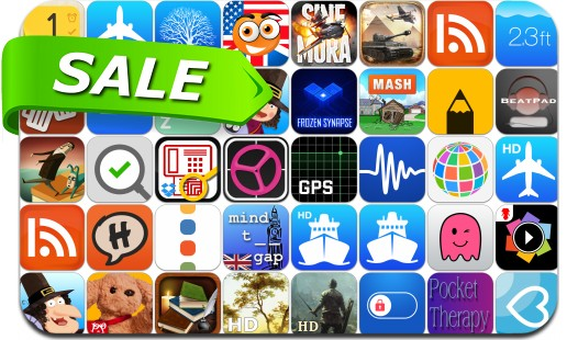 iPhone & iPad App Price Drops - January 9, 2015