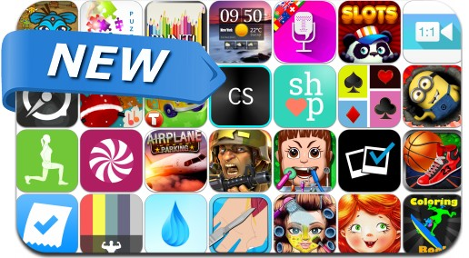 Newly Released iPhone & iPad Apps - November 24