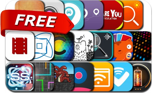 iPhone & iPad Apps Gone Free - May 3, 2018