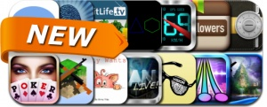 Newly Released iPhone and iPad Apps - December 30