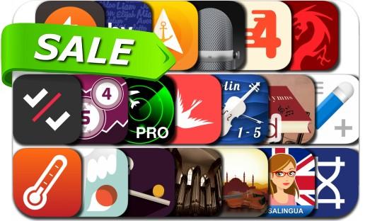 iPhone & iPad App Price Drops - September 4, 2016