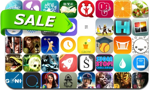iPhone & iPad App Price Drops - June 4, 2018