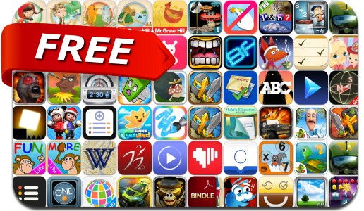 iPhone & iPad Apps Gone Free - November 15