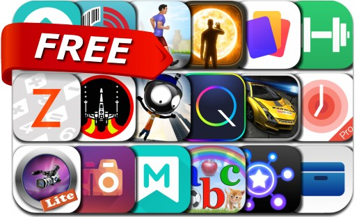 iPhone & iPad Apps Gone Free - May 8, 2017