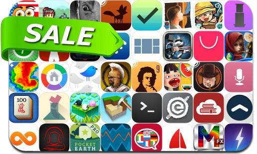 iPhone & iPad App Price Drops - July 24, 2015